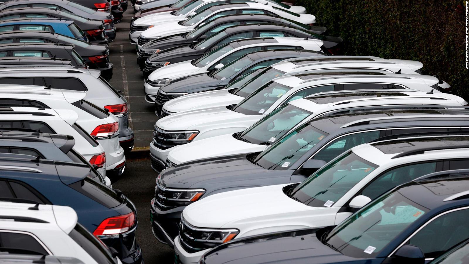 Los precios de los automóviles están a punto de volver a dispararse. La culpa es del huracán Ida