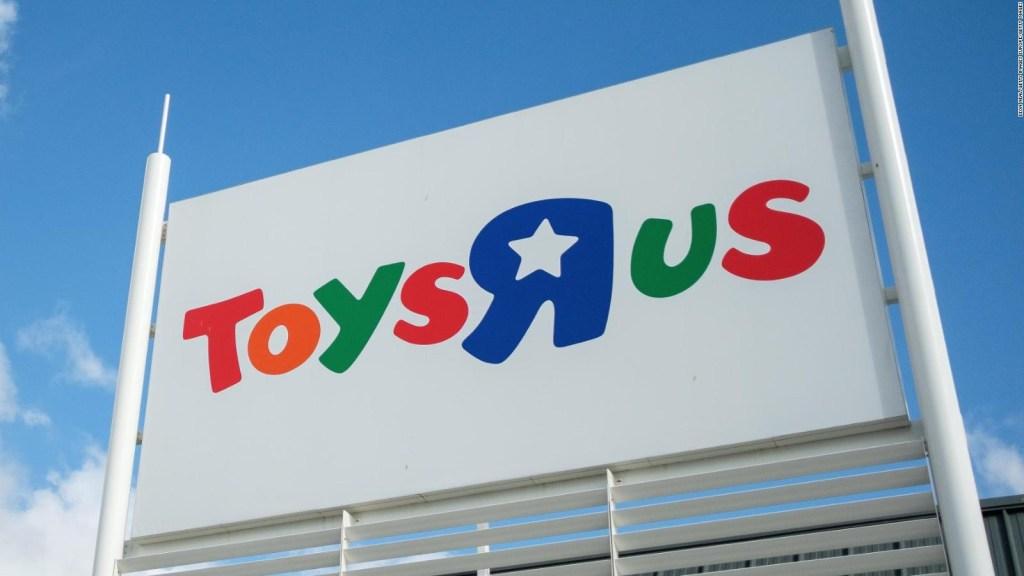 """Toys """"R"""" Us está de vuelta... otra vez"""