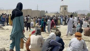 ¿Qué países están acogiendo a refugiados de Afganistán?