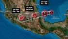 Grace se convertiría en huracán categoría 2 en México