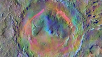 NASA comparte mejores imágenes de la historia en Marte