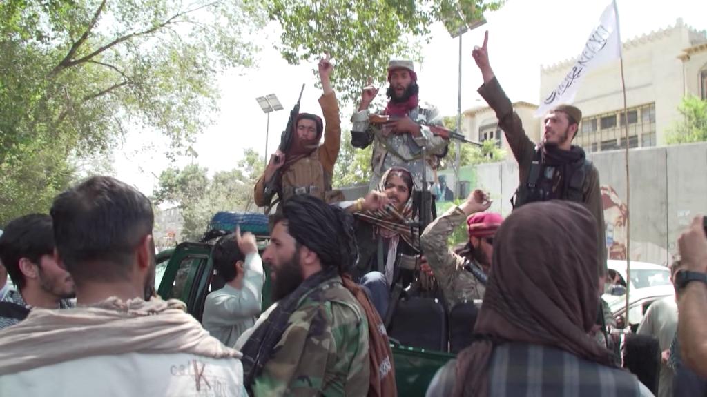 Nag-aalala ang Estados Unidos na gagamitin ng Taliban ang arsenal ng US