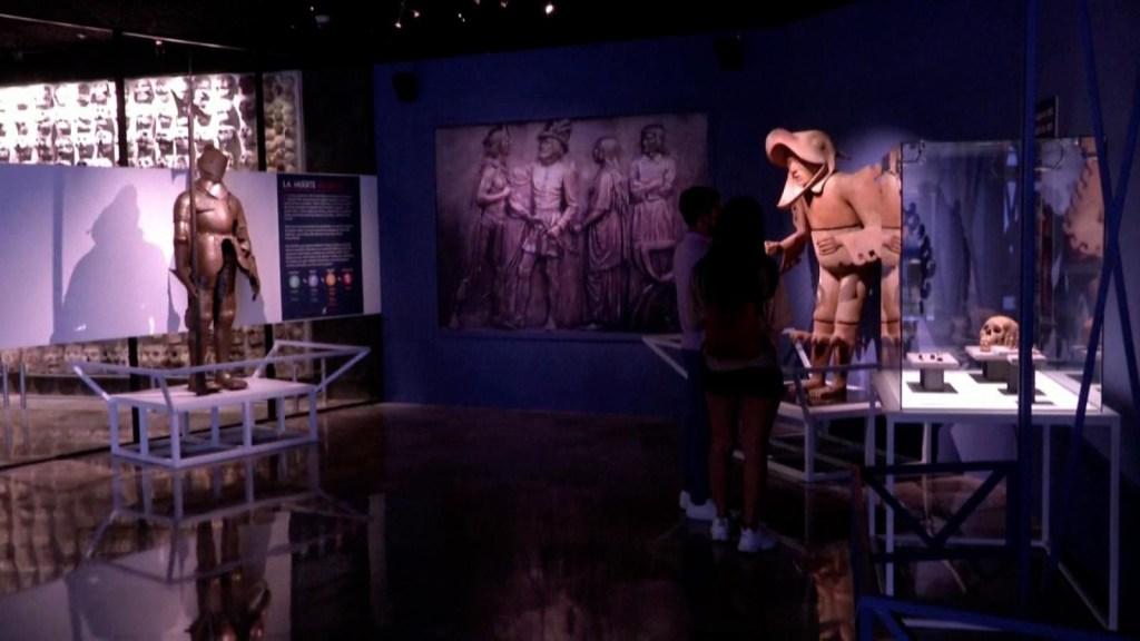Nueva exposición sobre la historia de México