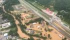 Muertos y daños por las inundaciones en Tennessee