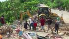 Hallan 24 sobrevivientes en escombros del sismo en Haití