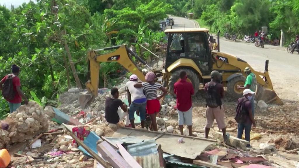 Haití implamentará fase de recuperación de cuerpos