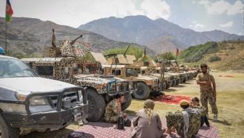 Esta es la provincia que no caído ante el talibán