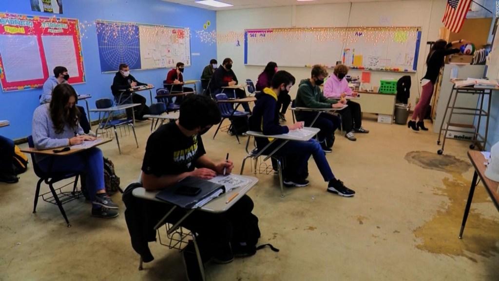 Los niños vuelven a las aulas y esto recomiendan los CDC