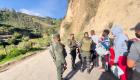 Travesía de los migrantes que deben pasar por Colombia