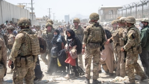 Enfrentamiento armado en Afganistán