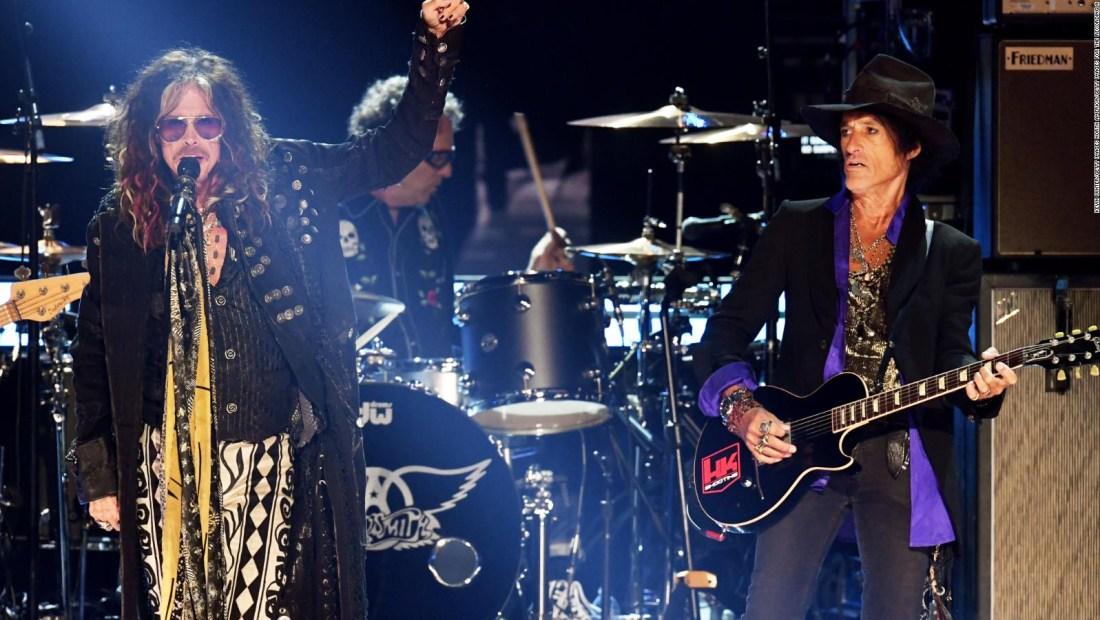 Todo el acervo de Aerosmith estará en un solo lugar