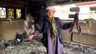 Afganos le piden ayuda a cineasta para salir del país
