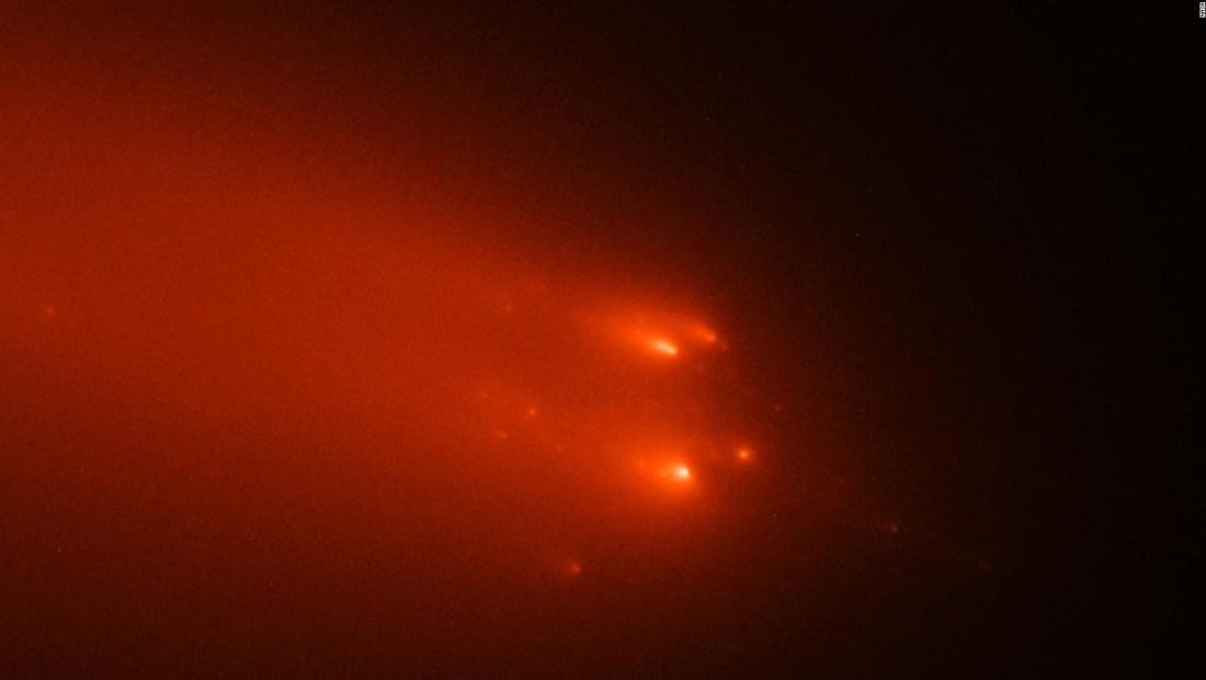 Este cometa volvió a visitar la Tierra