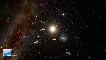 Descubren asteroide que se acerca a 20 kilómetros del sol