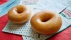 Dos donas gratis de Krispy Kreme para los vacunados