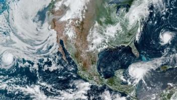 Así luce el efecto del cambio climático en Norteamérica