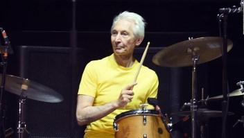 Charlie Watts habría pedido no suspender gira del grupo