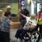 Veterano de 97 años cumple sueño de reunirse con hermanos