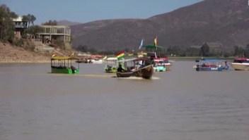 Sequía en Bolivia: batalla por el agua