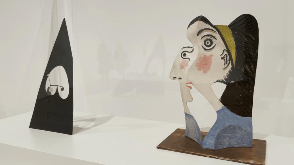 Obras de Picasso y Calder son reunidas en una exposición
