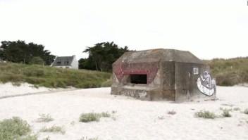 Búnker nazi en Francia se convierte en casa de huéspedes