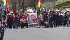 Piden defensa de expresidenta de Bolivia en libertad