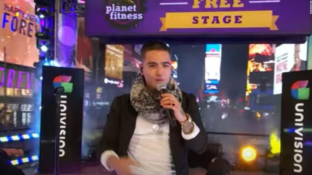 Maluma: I dreamed and visualized myself singing in Times Square