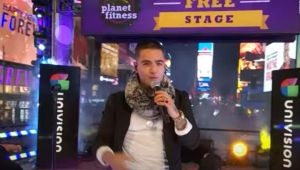 Maluma: Soñé y me visualicé cantando en Times Square