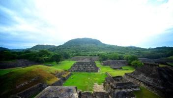 ¿Se dañaron pirámides de El Tajín tras el paso de Grace?