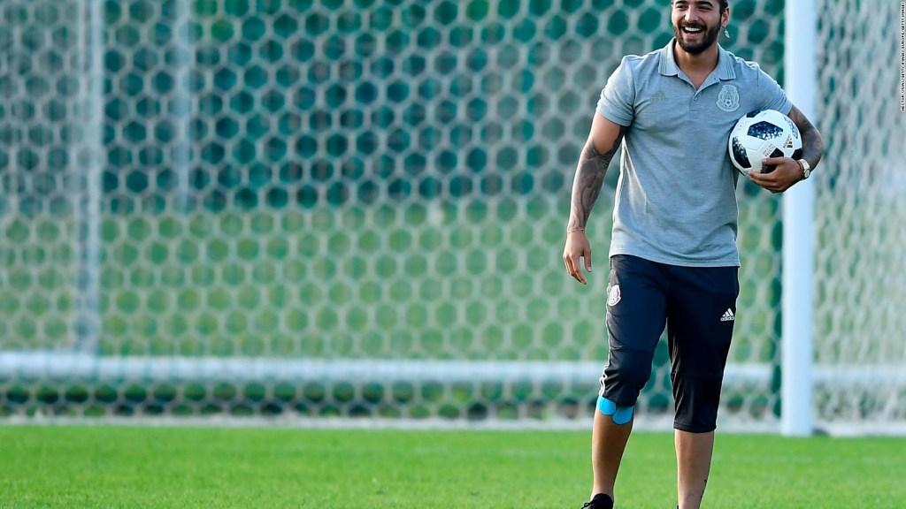 Maluma remembers his time in children's soccer in Medellín