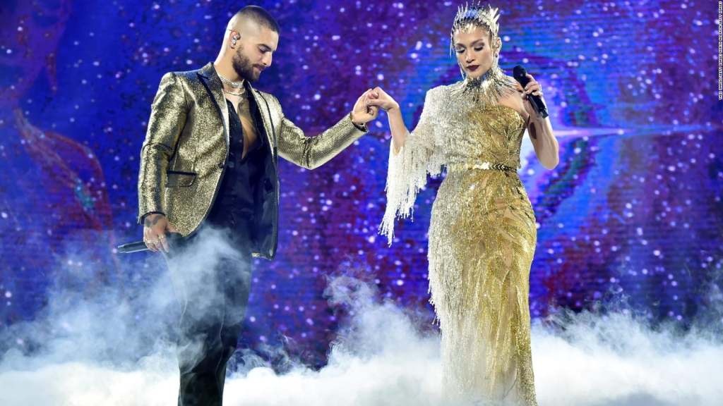 Maluma talks about his acting debut with JLo