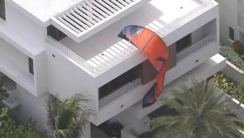 Trágico accidente de surfista de cometa en Florida