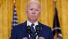 ¿Fue un error del presidente Biden salir de Afganistán?