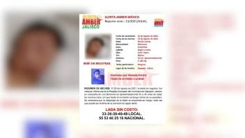 Devuelven a sus padres a bebé que fue robada en Jalisco