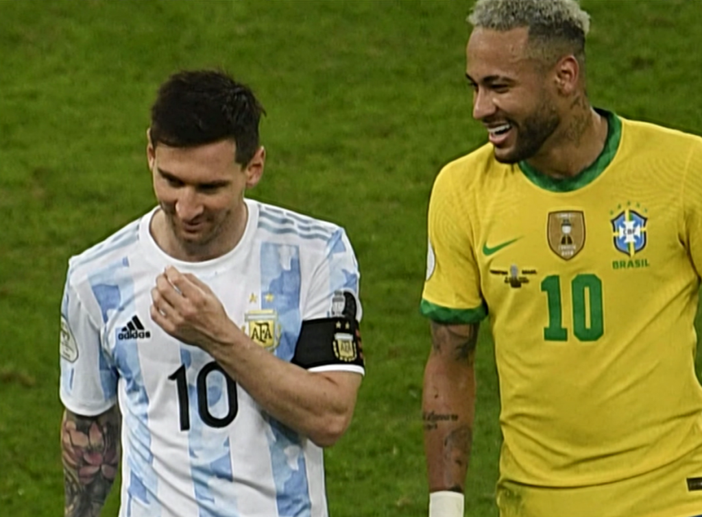 Will Messi and Neymar play the next Brazil vs. Argentina?