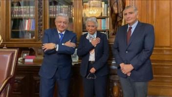 Adán López será el secretario de Gobernación de México