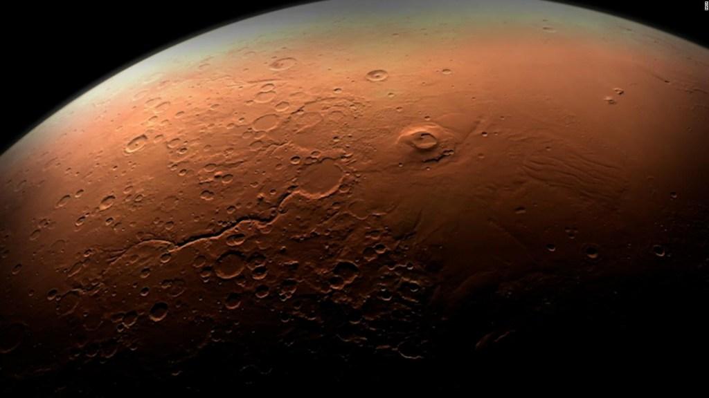 Científico del Perseverance elige foto favorita de Marte