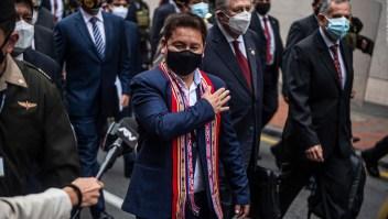 Se define la aprobación del gabinete de Castillo en Perú