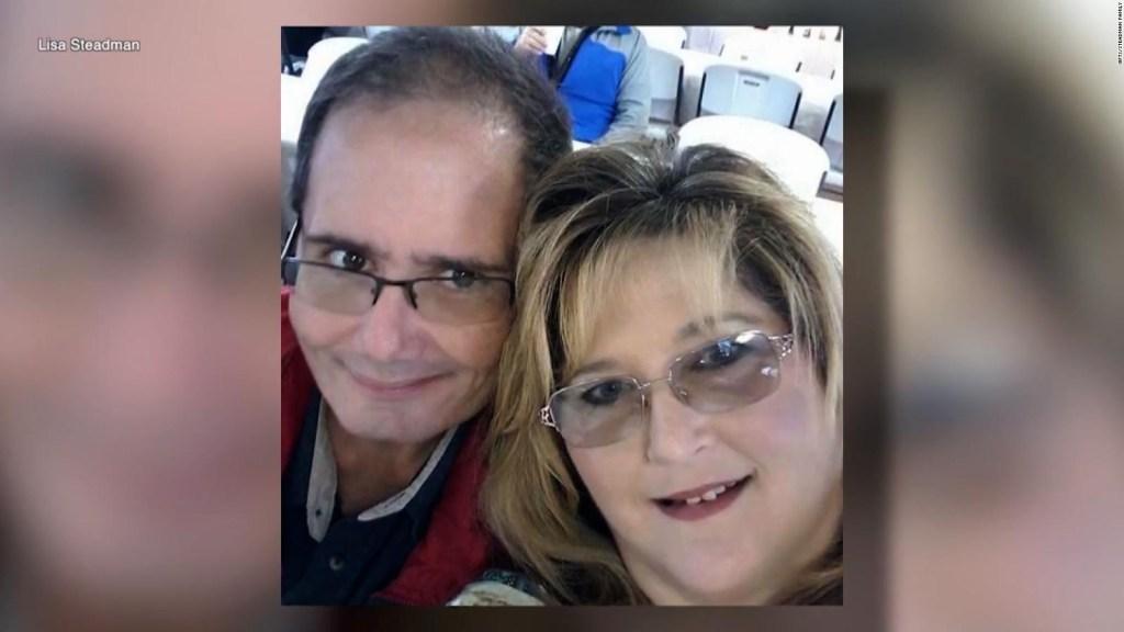 Wróciła do domu i dowiedziała się, że jej mąż zmarł na Covid-19