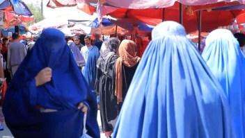 Mujeres ya sufren discriminación en Afganistán