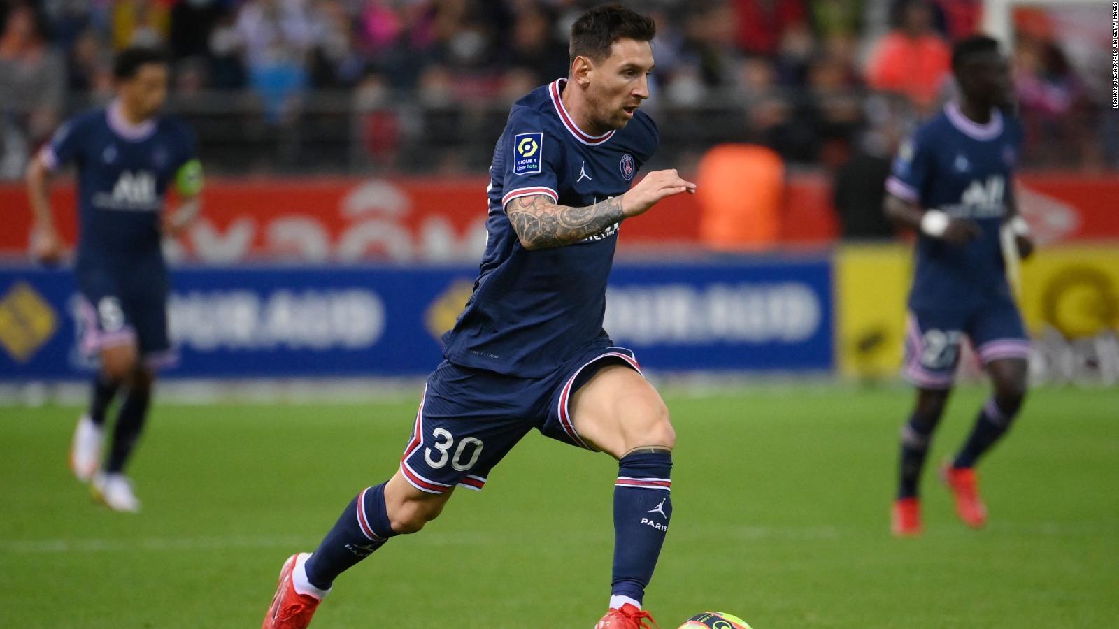 Messi inicia este miércoles el camino con PSG por la Champions League