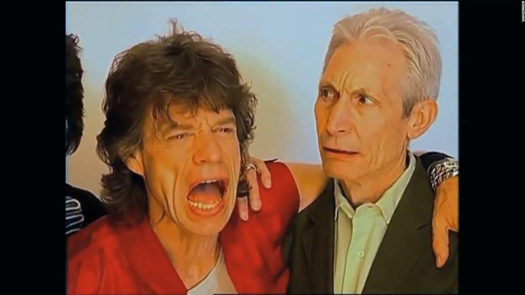 Hommage des Rolling Stones à Charlie Watts