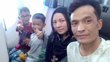 La odisea de una familia para salir de Afganistán