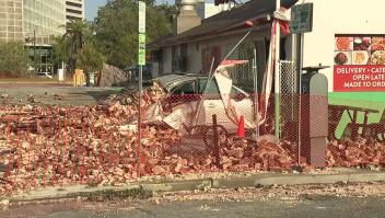 Estos son los daños ocasionados por Nueva Orleans