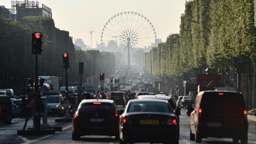París: París está en polémica por límite de velocidad de 30 km/h