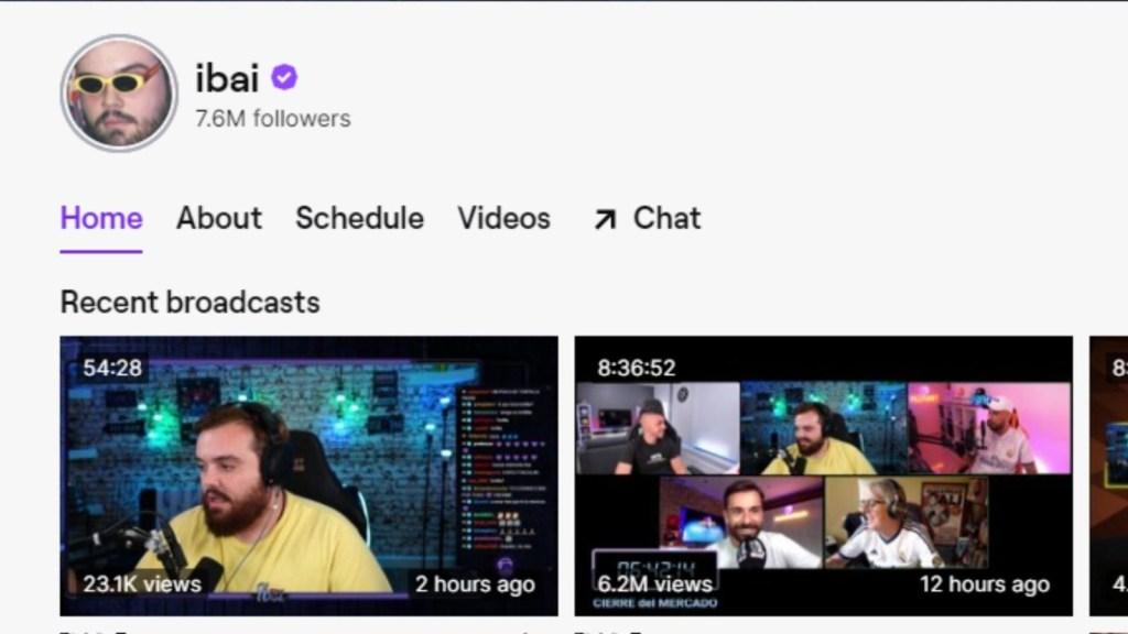 Los 5 streamers más vistos en Twitch durante agosto