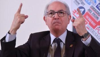 "Ledezma propone ""abstención útil"" para derrotar al régimen"