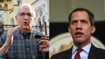 Antonio Ledezma: A Juan Guaidó le faltó carácter
