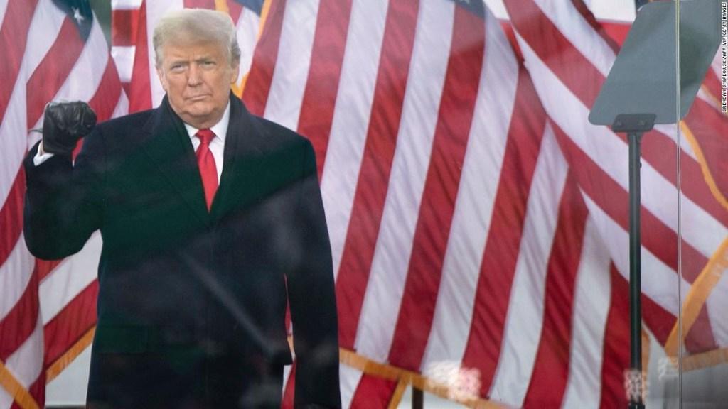 golpe estado Trump