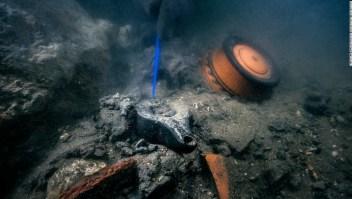 tesoros arqueológicos Egipto